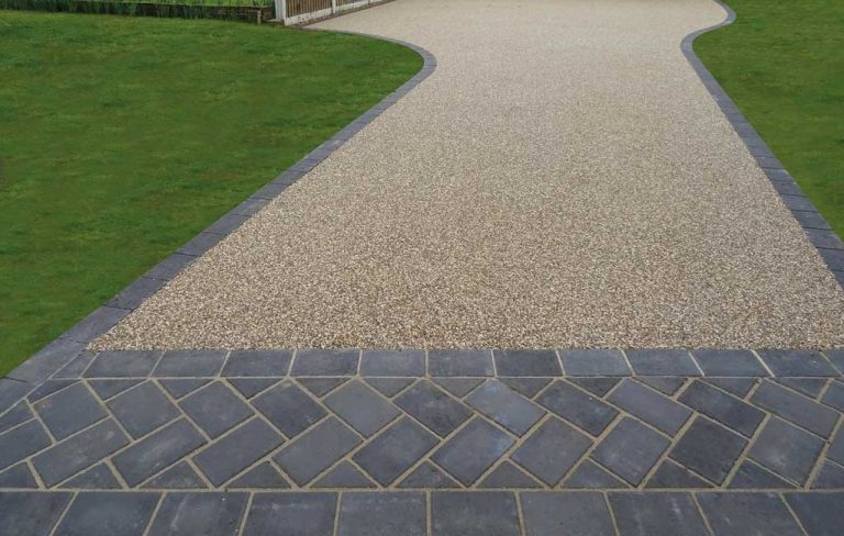 Duddington resin bound installers