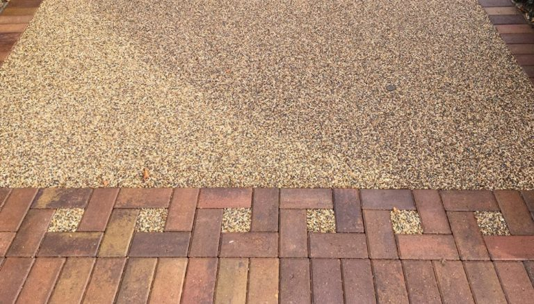 resin bound driveway companies in Duddington