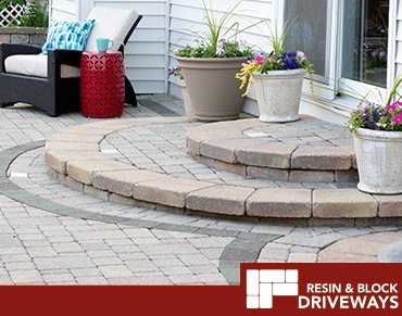Block Patio and Driveways