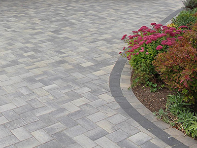 Block Paving Paths Yaxley