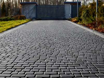 block paving installers Newborough