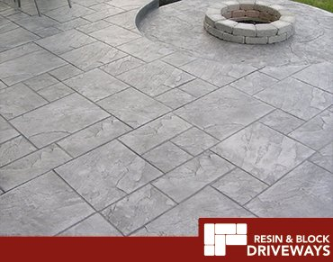 Imprinted Concrete Contractor