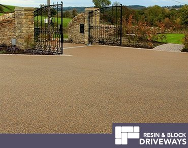 Resin Bound and Resin Bond Driveways