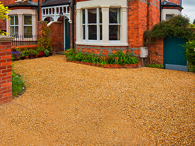North Weald Bassett Gravel Driveway Services