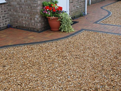 Gravel Driveway Installers North Weald Bassett