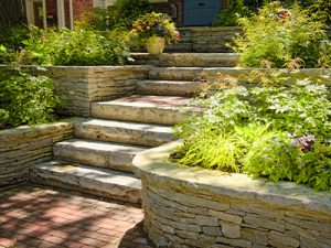 Newton landscaping services